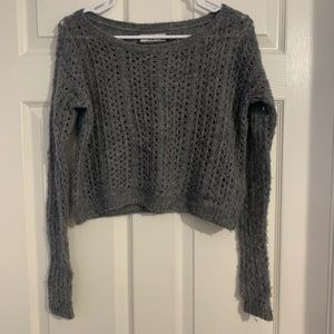 Abercrombie & Fitch Cropped Sweater